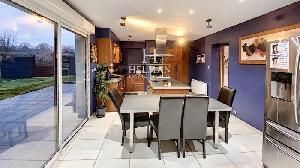 A vendre Blendecques : Superbe maison contemporaine…