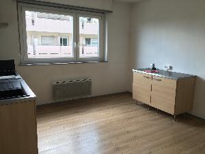 Appartement F2 sur Illkirch, au 2è étage…