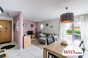 Duplex en rez de jardin avec grand garage Appartement à vendre Haut ...