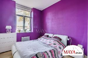 MAGNIFIQUE T3 EN REZ DE JARDIN Appartement à vendre Haut-Rhin (68 ...