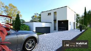 Maison Toit Plat Maison Villa Neuve A Vendre Haut Rhin 68