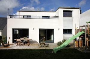 Maison Contemporaine T7 170 M² Maison Villa à Vendre Morbihan 56