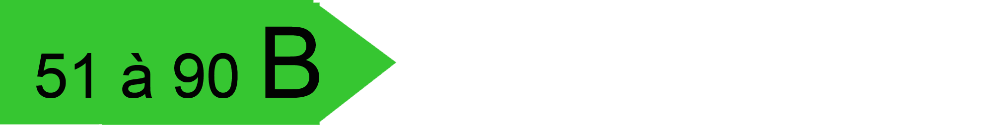 Indice DPE B