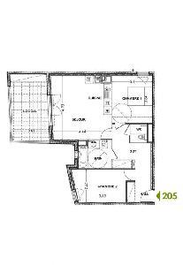 Appartement à vendre Var (83)à vendre