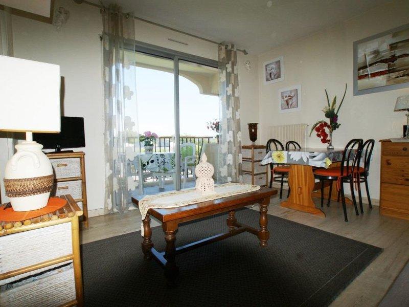 Appartement de 50m2, avec : deux grandes chambres