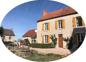 Auv 869 : Presbytère, 2ème maison, gîte, atelier,…
