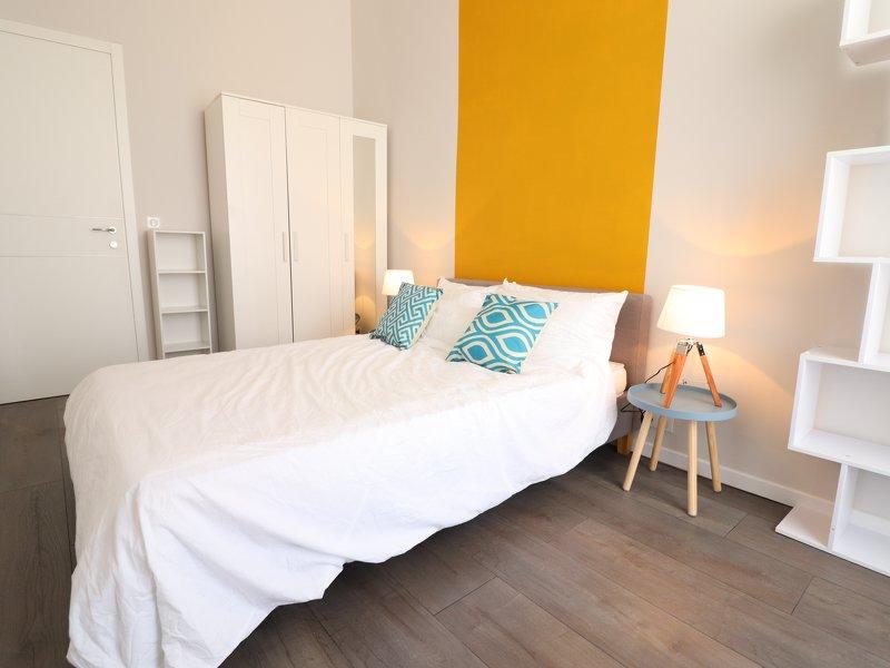 Beau studio meublé à Nantes Accès WiFi.