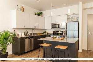 Gaillard | Appartement neuf T2 de 50 m²