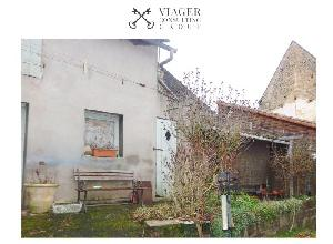 Investissement - Maison de village avec jardin à Vivonne