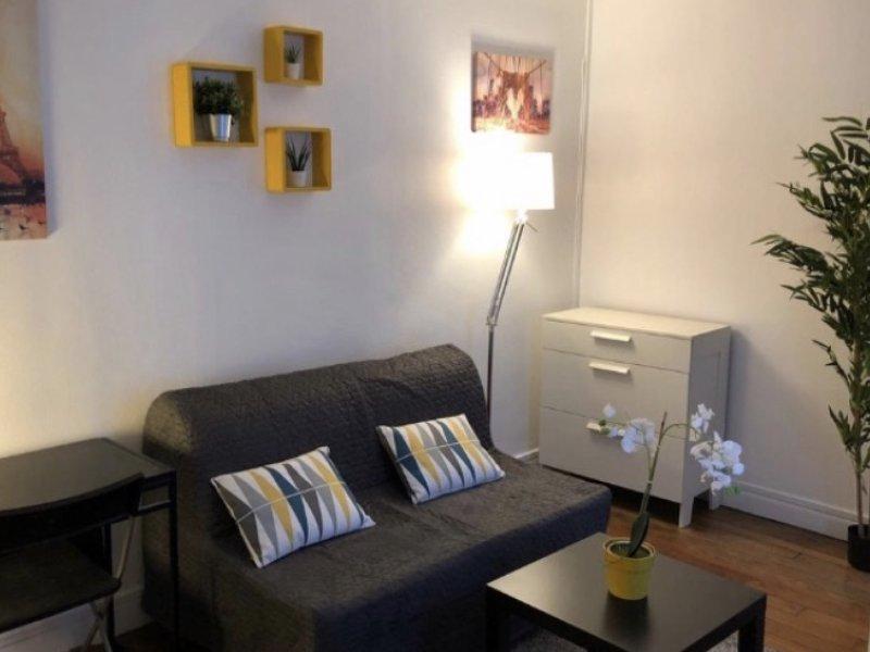 Je loue une chambre dans un appartement de 72 m²