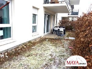 Magnifique rez-de-jardin de type F3 de 65m²! Appartement à louer ...