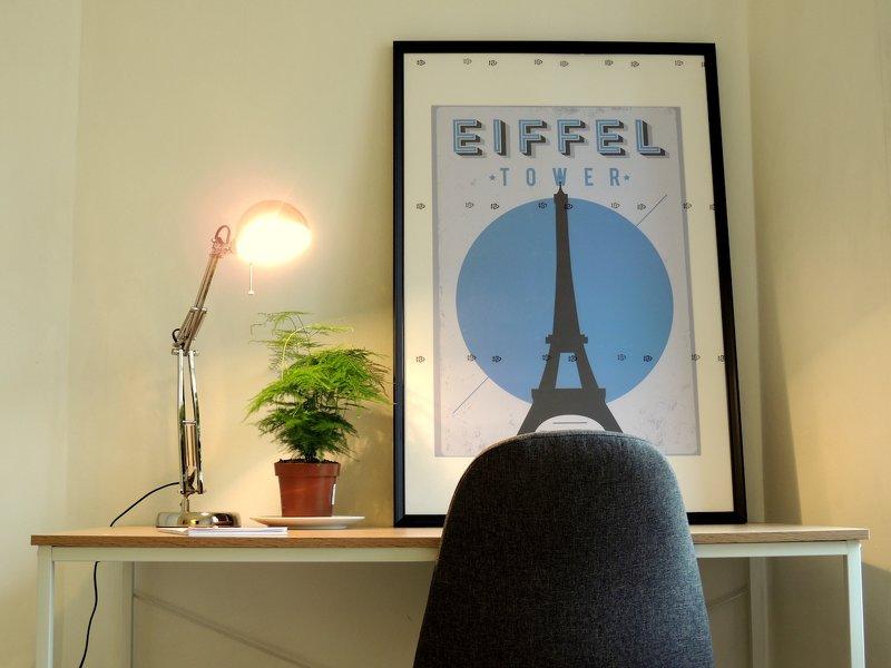 Studio meublé indépendant dans propriété;comprenant un…