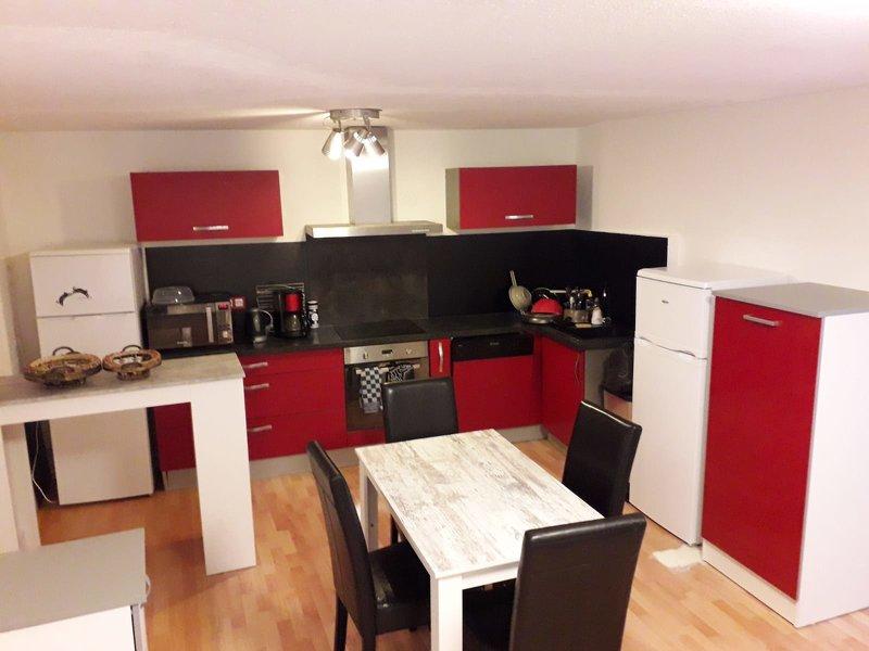 Très joli studio cabine, WiFi, climatisé, classé meublé…